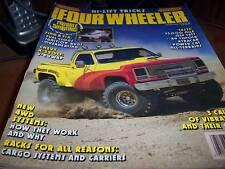 Four Wheeler Magazine April 1989 Hi-Lift Tricks