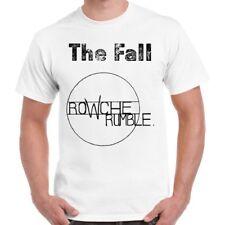 The Fall Rowche Rumble Punk Retro T Shirt 1193