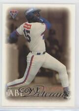 1995 Futera Australian Baseball #86 Ron Carothers Rookie Card