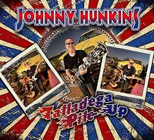 JOHNNY HUNKINS: TALLADEGA PILEUP CD (HOT GUITAR ROCK W/ CHRIS DUARTE / WES JEANS