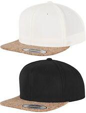 Flexfit ® Cork SnapBack cap corcho gorra Urban Classics gorra de béisbol ha Yupoong