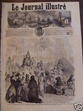 LE JOURNAL ILLUSTRE 1866 N 105 LA SEMAINE PROCHAINE...