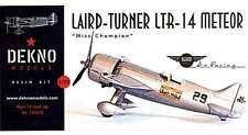 "dm7205/ DEKNO Models - Laird-Turner LTR-14 ""Meteor"" Miss Champion - Resin - 1/72"