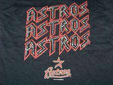 5th & Ocean Women's Houston Astros Bling T-Shirt NWT