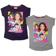 Disney Violetta T-Shirt Kurzarm 122, 128, 134, 140, 146, 152