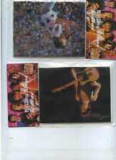 1983 Rolling Stones Musidor Vinyl sticker set of 4 sealed in package