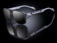 "Sunglasses Men Polarized Fashion Driving 100% UV Luxury Aviator ""Loa"""