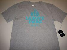 "Nike Ken Griffey Jr. Swingman ""Big League Swag"" T-Shirt Mens Medium Large XL 2XL"
