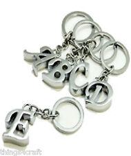 Keyring Letter - Choose letter - Initial Alphabet Key Ring