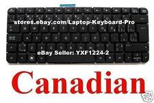 HP TouchSmart tm2 tm2-1070ca tm2-2050ca tm2-2150ca Keyboard Clavier Canadian CA