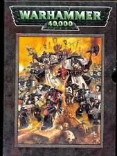 WARHAMMER 40000 LIVRE DE BASE 1998