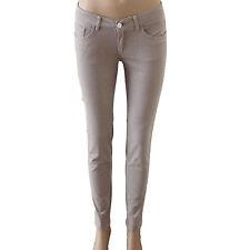 Corduroy Pants Cords Pants Corduroy Jeans Skinny New Size 6 8 10 12 14 16 Grey