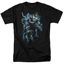 DC Comics Batman Bane Evil Rising Licensed Adult T Shirt