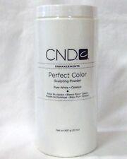 CND Creative Nail Design Acrylic Nail Powder PURE WHITE  32oz/907g