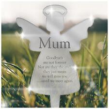 Miroir Acrylique Outdoor Plaque Personnalisé Tout Nom du Souvenir en mémoire des êtres