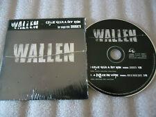 CD-WALLEN-CELLE QUI A DIT NON-A FORCE DE VIVRE-SHURIK N/-(CD SINGLE)01-2TRACK
