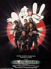 Ghostbusters 2 35mm Film Cell strip very Rare var_