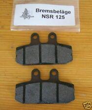 Bremsbeläge Honda NSR 125, NSR125. JC20, JC22, 89-, Ferodo FDB 438, 06455KBSW00
