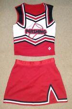 Real Authentic Pershing Generals Cheer Cheerleading Uniform Springfield Missouri