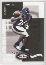 2002 Fleer Box Score 1st Edition 123 Clinton Portis Denver Broncos Football Card