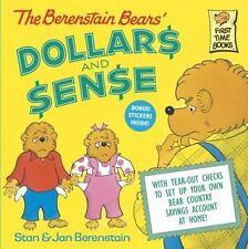 The Berenstain Bears' Dollars and Sense (Paperback or Softback)