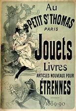 Vintage French Art Nouveau Shabby Chic Prints & Posters 068 A1,A2,A3,A4 Sizes
