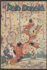 Walt disney Comic Pato Donald #699 In Spanish 1958
