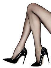 Black Thin Net Pattern Black Women Tights Pantyhose Hosiery S M L XL Size T37