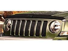 07-16 Jeep Patriot New Air Bug Shield Deflector Mopar Tinted Factory Oem