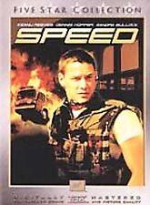 Speed (Five Star Collection) DVD, Keanu Reeves, Dennis Hopper, Sandra Bullock, J
