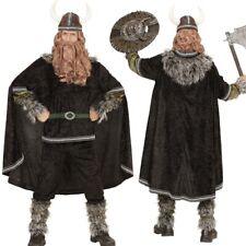Krieger Wikinger Herren Kostüm - Thoralf Mittelalter NEU Karneval Fasching