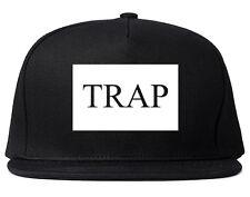 Kings Of NY Trap Hood Printed Snapback Hat Traplord