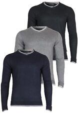 Jack & Jones Herren Leichte Premium Pullover Jjprbelfort Knit V-Neck Langarm