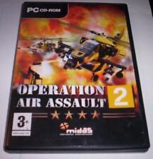 OPERATION AIR ASSAULT 2 gioco pc originale completo