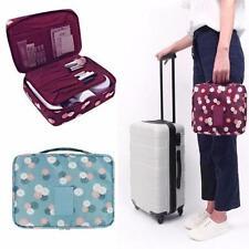 Travel Bag Cosmetic Makeup Toiletry Case Wash Organizer Storage Pouch Handbag
