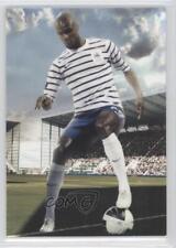 2012 Futera World Football Unique #011 Eric Abidal Soccer Card
