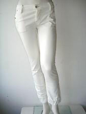 Diesel Denim Hose Jeans Weiß Joyze Neu