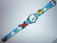 *NEW* Time Teaching Kids Vehicles Watch Seiko Quartz Movement