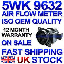 NEW RARE S40 V40 1.9TD MASS AIR FLOW METER 5WK9632 5WK9632z 5WK 9632 5WK 9632z