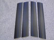 Vauxhall Vectra C Signum Carbon Fibre Effect Centre Pillar Trim Sticker Kit