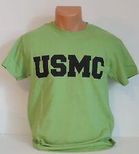 """""""USMC"""" 100% COTTON, MV SPORT, MEN'S T-SHIRT"""
