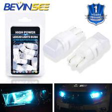 10 Pack T10 168 194 Wedge Bulbs Pure White LED For Malibu 12V DC Landscape Light