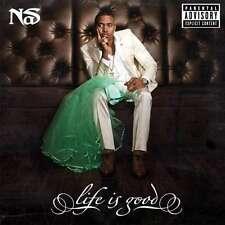 NAS LIFE IS GOOD CD DIGIPACK DELUXE EDITION + BONUS TRACKS NUOVO