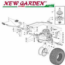 Vista desarrollada transmisión tractor SD108 XDL175HD CASTELGARDEN 2002-13