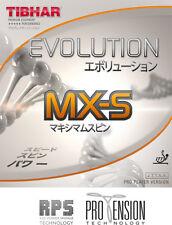 Tibhar Evolution Beläge 1,7mm / 1,9mm / 2,1mm rot / schwarz NEU / OVP