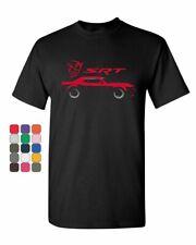 Dodge Challenger SRT Demon T-Shirt American Muscle Car Hemi Mens Tee