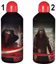 Disney Star Wars Trinkflasche Aluminium Flasche 500 ml NEU