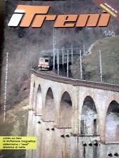 I Treni 146 1994 Treni a lievitazione magnetica - Poster Locomotiva D 342