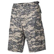 MFH Bermuda Pantaloncino Short uomo militari US BDU RIP STOP Shorts 01512Q