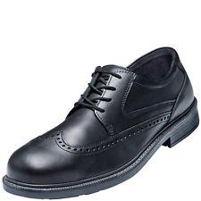CX 320 Office ESD S2 atlas® Sicherheitsschuhe schwarz Leder 43700-000